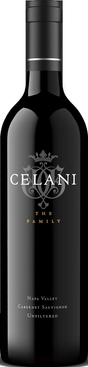 The Family Cabernet Sauvignon Bottle